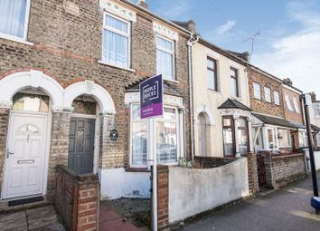 Thumbnail 2 bed terraced house for sale in Claremont Road, Walthamstow