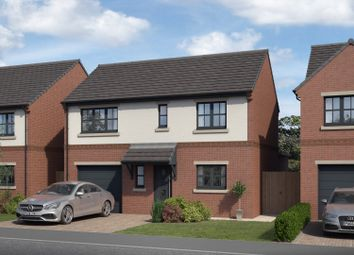 Thumbnail 3 bedroom detached house for sale in Off Durham Road, Thorpe Thewles