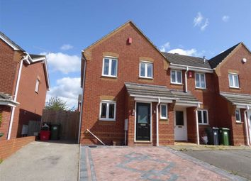 Thumbnail 3 bed end terrace house for sale in Bushy End, Heathcote, Warwick