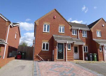 3 bed end terrace house for sale in Bushy End, Heathcote, Warwick CV34