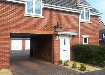 Thumbnail 2 bedroom maisonette to rent in Argosy Crescent, Eastleigh