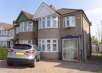 Thumbnail 3 bed semi-detached house for sale in Locket Road, Harrow Weald, Middlesex