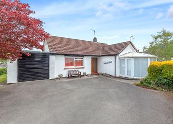 Thumbnail 2 bedroom detached bungalow for sale in Carters Way, Garth Lane, Knighton