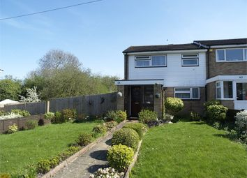 Thumbnail 3 bed semi-detached house to rent in Gadesden Road, West Ewell, Epsom