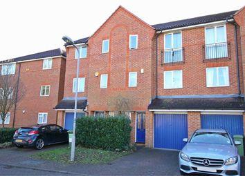 Thumbnail 3 bed town house to rent in Saracens Wharf, Fenny Stratford, Milton Keynes, Bucks