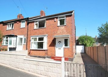 Thumbnail 3 bedroom end terrace house for sale in Chetwynd Street, Wolstanton, Newcastle-Under-Lyme