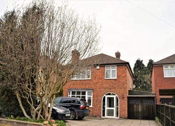 Thumbnail 3 bed detached house for sale in Cropston Road, Anstey, Leicester