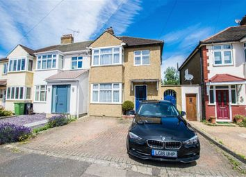 Thumbnail 3 bed end terrace house for sale in Meadway, Hoddesdon, Hertfordshire