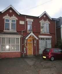 Thumbnail 1 bed flat to rent in Flat 2, Alcester Road South, Kings Heath