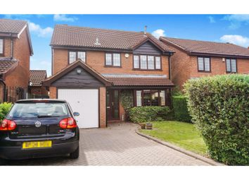 Thumbnail 4 bed detached house for sale in Bishops Way, Sutton Coldfield