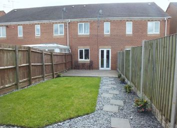 Thumbnail 3 bedroom town house for sale in Warreners Walk, Tunstall, Stoke On Trent