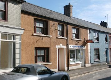 Thumbnail Commercial property for sale in Chapel Street, Tregaron