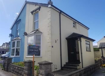 Thumbnail 2 bed semi-detached house for sale in Bryn Place, Penparcau, Aberystwyth