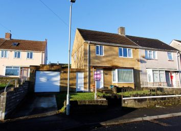 Thumbnail 3 bed semi-detached house for sale in Penderry Road, Penlan
