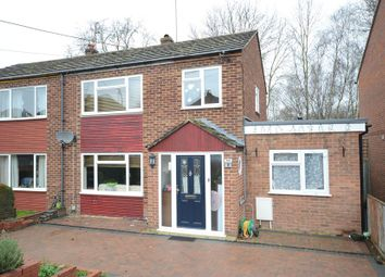 Thumbnail 3 bedroom semi-detached house to rent in Henley Wood Road, Earley, Reading