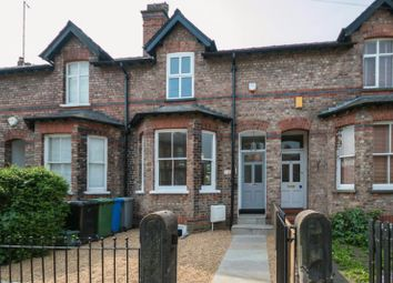 Thumbnail 4 bed terraced house for sale in York Road, Bowdon, Altrincham