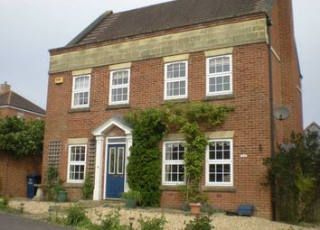 Thumbnail 4 bed detached house to rent in 26 King John Road, Gillingham, Dorset.