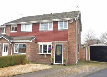 Thumbnail 3 bed semi-detached house for sale in Meadow View, Clitheroe