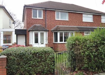 Thumbnail 3 bed semi-detached house for sale in Southgate Road, Great Barr, Birmingham, West Midlands