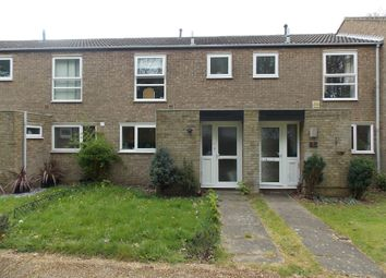 Thumbnail 3 bedroom terraced house to rent in Caling Croft, New Ash Green, Longfield