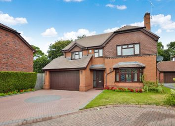 Thumbnail 5 bed detached house to rent in Gawer Park, Chester
