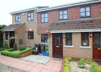 Thumbnail 2 bedroom terraced house for sale in Colnbrook Close, London Colney, Hertfordshire