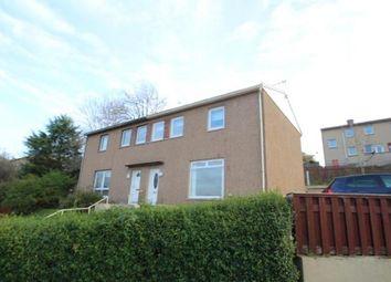 Thumbnail 3 bed semi-detached house for sale in Limecraigs Crescent, Paisley, Renfrewshire