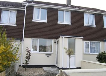 Thumbnail 2 bedroom terraced house to rent in Penwarne Close, Tolvaddon, Camborne