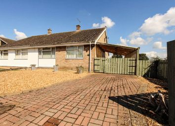 Thumbnail 2 bedroom bungalow for sale in Ten Bell Lane, Soham, Ely