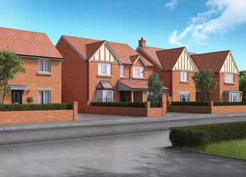 "Thumbnail 3 bed terraced house for sale in ""The Avenham"" at Bromham Road, Bedford"
