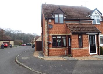 Thumbnail 2 bed semi-detached house for sale in Maidwell Way, Kirk Sandall, Doncaster, South Yorkshire
