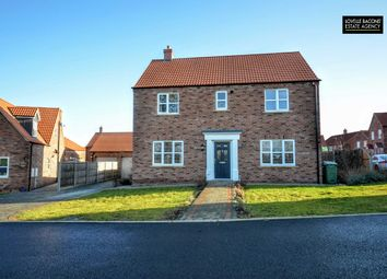 Thumbnail 4 bed detached house for sale in Aspen Lane, Laceby