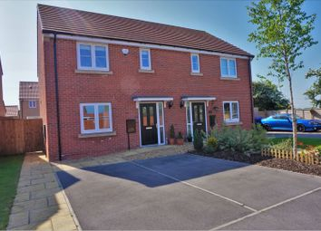 Thumbnail 3 bed semi-detached house for sale in Cooper Street, Market Weighton, York