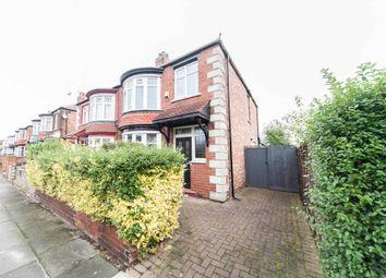 Thumbnail 3 bed semi-detached house for sale in Mulgrave Road, Middlesbrough