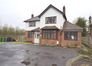 Thumbnail 4 bed detached house for sale in Oxshott Road, Leatherhead