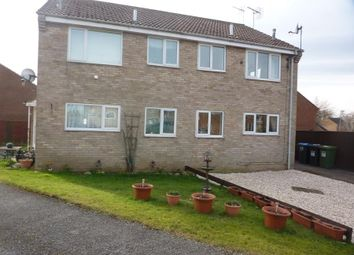 Thumbnail 1 bed flat for sale in Valley Road, Northallerton