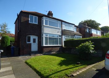 Thumbnail 3 bed semi-detached house for sale in Ashley Road, Offerton, Stockport