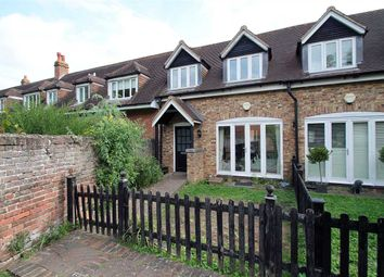 Thumbnail 2 bed terraced house for sale in Church Road, Wallington