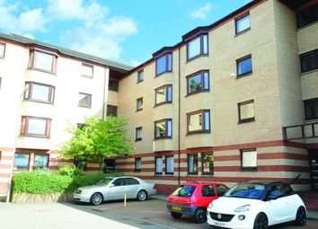 Thumbnail 1 bed flat for sale in Leyden Court, Glasgow