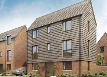 "Thumbnail 3 bed detached house for sale in ""Benwick"" at Huntingdon Road, Cambridge"