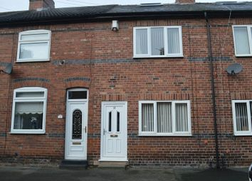 Thumbnail 2 bed terraced house for sale in Ramsden Street, Castleford
