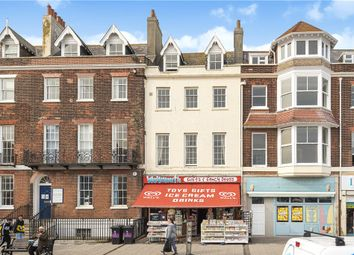 Thumbnail 4 bed terraced house for sale in The Esplanade, Weymouth