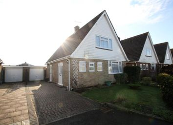 Thumbnail 3 bed detached bungalow for sale in Doone End, South Ferring, West Sussex