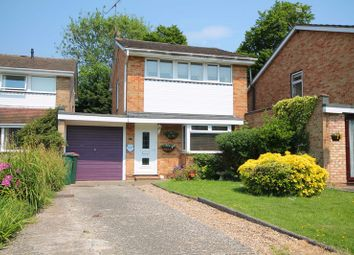 Thumbnail 3 bed detached house for sale in Woodend Close, Crawley
