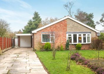 Thumbnail 3 bed bungalow for sale in Williams Way, Henbury, Macclesfield, Cheshire