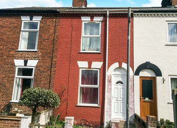 Thumbnail 3 bedroom terraced house for sale in Albany Road, Great Yarmouth
