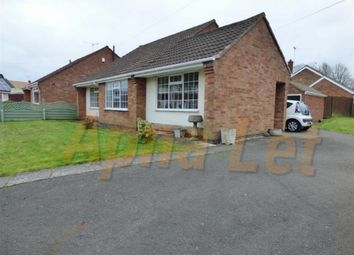 Thumbnail 3 bed bungalow to rent in Newbold Close, Coventry