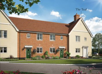 Thumbnail 3 bed end terrace house for sale in Church Hill, Saxmundham, Suffolk