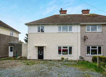 Thumbnail 3 bed semi-detached house for sale in Haroldston Close, Haverfordwest
