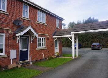 Thumbnail 2 bed terraced house to rent in Cornflower Grove, Ketley